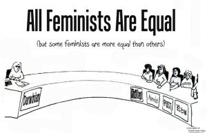 Orwellian Feminism